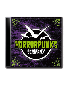 JOHNNY DEATHSHADOW 'Various - Horrorpunks Germany' CD