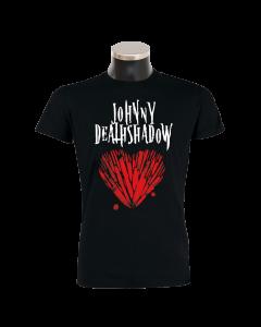 JOHNNY DEATHSHADOW 'Dead End Romance' Girlie-Shirt