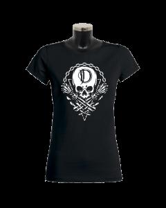 JOHNNY DEATHSHADOW 'Bleeding Hearts' Girlie-Shirt